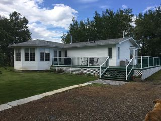 Main Photo: 4880 BALDONNEL Road in Fort St. John: Fort St. John - Rural E 100th Manufactured Home for sale (Fort St. John (Zone 60))  : MLS®# R2475608