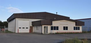 Photo 1: 5741 50A Street: Drayton Valley Industrial for sale : MLS®# E4211588