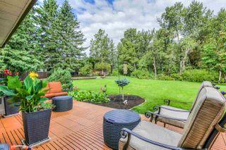 Photo 41: 400 LESSARD Drive in Edmonton: Zone 20 House for sale : MLS®# E4213968
