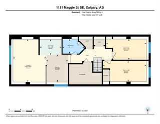Photo 44: 1111 Maggie Street SE in Calgary: Ramsay Detached for sale : MLS®# A1042709