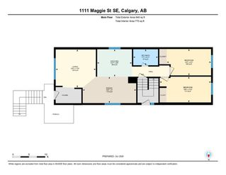 Photo 43: 1111 Maggie Street SE in Calgary: Ramsay Detached for sale : MLS®# A1042709