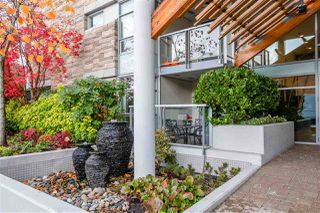 """Photo 1: 101 210 W 13TH Street in North Vancouver: Central Lonsdale Condo for sale in """"THE KIMPTON"""" : MLS®# R2517290"""