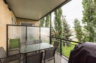 Photo 23: 218 10531 117 Street in Edmonton: Zone 08 Condo for sale : MLS®# E4166560
