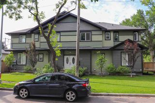 Photo 1: 1 12215 119 Avenue in Edmonton: Zone 04 House Fourplex for sale : MLS®# E4166751