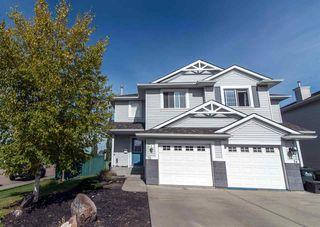 Main Photo: 78 CHESTERMERE Way: Sherwood Park House Half Duplex for sale : MLS®# E4173905