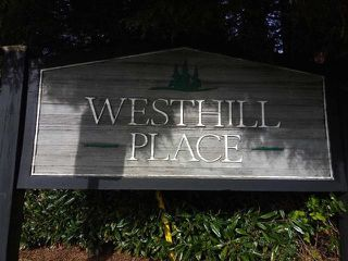 "Photo 1: 331 204 WESTHILL Place in Port Moody: College Park PM Condo for sale in ""WESTHILL PLACE"" : MLS®# R2416367"