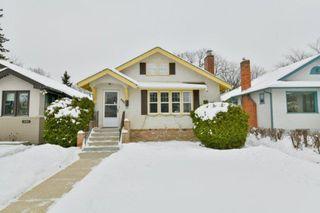 Photo 1: 232 Borebank Street in Winnipeg: Residential for sale (1C)  : MLS®# 202002021