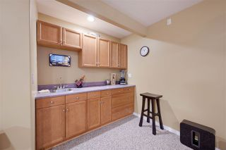 Photo 33: 32 1203 CARTER CREST Road in Edmonton: Zone 14 House Half Duplex for sale : MLS®# E4191988