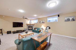 Photo 29: 32 1203 CARTER CREST Road in Edmonton: Zone 14 House Half Duplex for sale : MLS®# E4191988