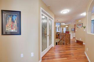 Photo 3: 32 1203 CARTER CREST Road in Edmonton: Zone 14 House Half Duplex for sale : MLS®# E4191988