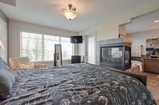 Photo 22: 1673 JAMES MOWATT Trail in Edmonton: Zone 55 House Half Duplex for sale : MLS®# E4200664