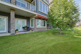 Photo 42: 1673 JAMES MOWATT Trail in Edmonton: Zone 55 House Half Duplex for sale : MLS®# E4200664