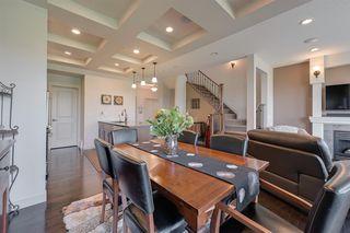 Photo 12: 1673 JAMES MOWATT Trail in Edmonton: Zone 55 House Half Duplex for sale : MLS®# E4200664