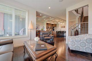 Photo 2: 1673 JAMES MOWATT Trail in Edmonton: Zone 55 House Half Duplex for sale : MLS®# E4200664