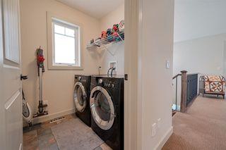 Photo 31: 1673 JAMES MOWATT Trail in Edmonton: Zone 55 House Half Duplex for sale : MLS®# E4200664