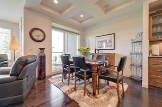Photo 10: 1673 JAMES MOWATT Trail in Edmonton: Zone 55 House Half Duplex for sale : MLS®# E4200664