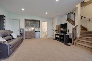 Photo 33: 1673 JAMES MOWATT Trail in Edmonton: Zone 55 House Half Duplex for sale : MLS®# E4200664