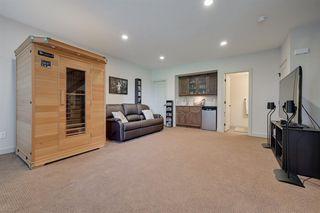 Photo 34: 1673 JAMES MOWATT Trail in Edmonton: Zone 55 House Half Duplex for sale : MLS®# E4200664