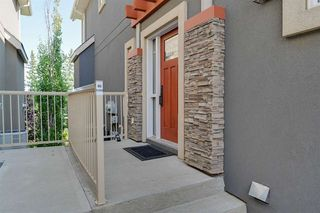 Photo 3: 1673 JAMES MOWATT Trail in Edmonton: Zone 55 House Half Duplex for sale : MLS®# E4200664