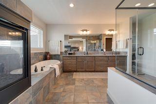 Photo 23: 1673 JAMES MOWATT Trail in Edmonton: Zone 55 House Half Duplex for sale : MLS®# E4200664