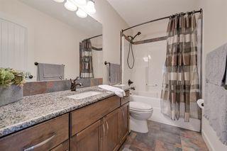 Photo 28: 1673 JAMES MOWATT Trail in Edmonton: Zone 55 House Half Duplex for sale : MLS®# E4200664