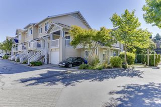 "Photo 1: 113 7179 201 Street in Langley: Willoughby Heights Townhouse for sale in ""Denim"" : MLS®# R2497612"
