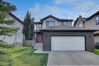 Main Photo: 345 WENTWORTH Place SW in Calgary: West Springs Detached for sale : MLS®# A1035252