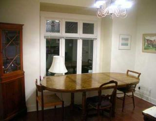 "Photo 4: 328 W 15TH Ave in Vancouver: Mount Pleasant VW Townhouse for sale in ""THE MAYOR'S HOUSE"" (Vancouver West)  : MLS®# V628316"