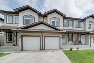 Photo 1: 130 101 DEER VALLEY Drive: Leduc House Half Duplex for sale : MLS®# E4168379