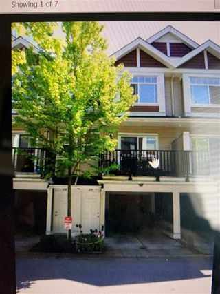 Main Photo: 39 8676 158 Street in Surrey: Fleetwood Tynehead Townhouse for sale : MLS®# R2413749