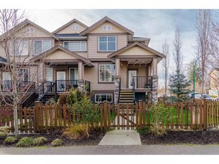 "Main Photo: #18 18818 71 Avenue in Surrey: Clayton Townhouse for sale in ""JOI"" (Cloverdale)  : MLS®# R2429453"
