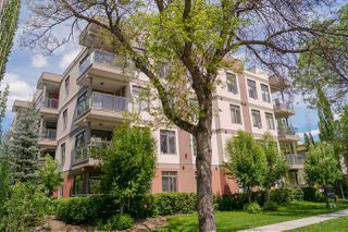 Photo 1: 401 11120 68 Avenue in Edmonton: Zone 15 Condo for sale : MLS®# E4195730