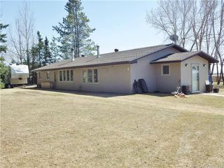 Photo 1: 50027 Highway 53 in Rural Ponoka County: Agri-Business for sale : MLS®# CA0193033