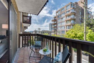 """Photo 1: 312 120 E 4TH Street in North Vancouver: Lower Lonsdale Condo for sale in """"Excelsior House"""" : MLS®# R2477097"""