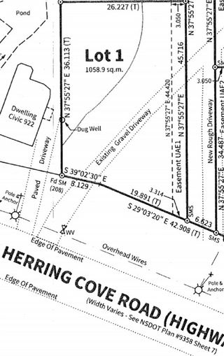 Photo 4: Lot 1 Herring Cove Road in Herring Cove: 8-Armdale/Purcell`s Cove/Herring Cove Vacant Land for sale (Halifax-Dartmouth)  : MLS®# 202018632