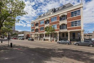 Main Photo: 307 10330 104 Street in Edmonton: Zone 12 Condo for sale : MLS®# E4214210