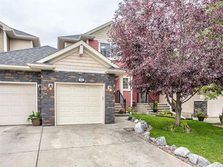 Main Photo: 532 CRANSTON Drive SE in Calgary: Cranston Semi Detached for sale : MLS®# A1032187