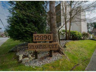 Photo 2: 318 12890 17 AV in Surrey: Home for sale : MLS®# F1408949