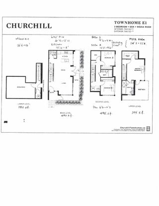 "Photo 19: 7904 MANITOBA Street in Vancouver: Marpole Townhouse for sale in ""Churchill"" (Vancouver West)  : MLS®# R2519634"