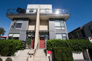 "Photo 1: 7904 MANITOBA Street in Vancouver: Marpole Townhouse for sale in ""Churchill"" (Vancouver West)  : MLS®# R2519634"
