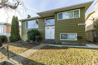 Photo 1: 8007 ELLIOTT Street in Vancouver: Fraserview VE House for sale (Vancouver East)  : MLS®# R2522410
