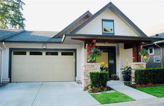 "Main Photo: 109 3467 GISLASON Avenue in Coquitlam: Burke Mountain Townhouse for sale in ""Secret Ridge"" : MLS®# R2401567"
