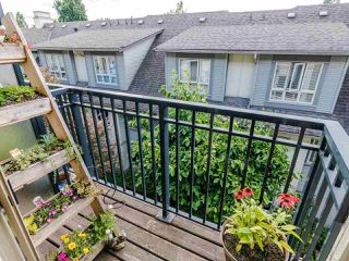 "Photo 16: 23 4055 PENDER Street in Burnaby: Willingdon Heights Townhouse for sale in ""Redbrick"" (Burnaby North)  : MLS®# R2409808"