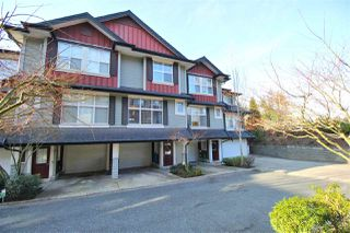 "Photo 1: 76 18199 70 Avenue in Surrey: Cloverdale BC Townhouse for sale in ""Augusta"" (Cloverdale)  : MLS®# R2422353"