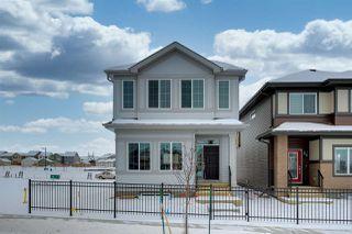 Photo 1: 3176 CHALLAND Lane in Edmonton: Zone 55 House for sale : MLS®# E4182742