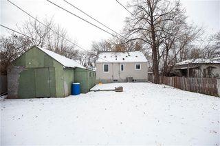 Photo 20: 277 Oakland Avenue in Winnipeg: Residential for sale (3F)  : MLS®# 1927775