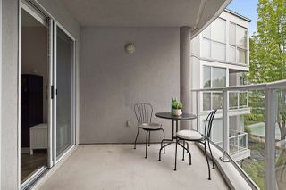"""Photo 22: 309 8460 JELLICOE Street in Vancouver: South Marine Condo for sale in """"Boardwalk"""" (Vancouver East)  : MLS®# R2468669"""