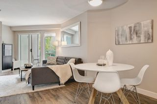 """Photo 11: 309 8460 JELLICOE Street in Vancouver: South Marine Condo for sale in """"Boardwalk"""" (Vancouver East)  : MLS®# R2468669"""