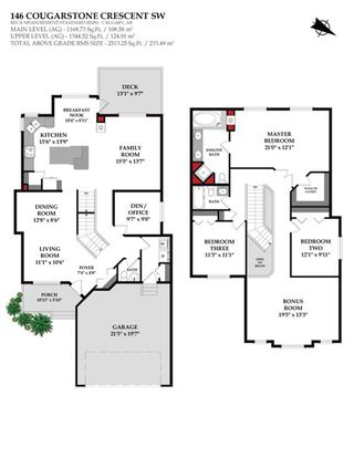 Photo 36: 146 COUGARSTONE Crescent SW in Calgary: Cougar Ridge Detached for sale : MLS®# A1015703