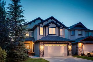 Photo 1: 146 COUGARSTONE Crescent SW in Calgary: Cougar Ridge Detached for sale : MLS®# A1015703